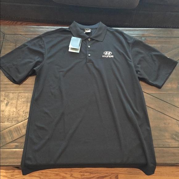 f406d12c Nike Shirts | Mens Hyundai Dri Fit Golf Shirt | Poshmark